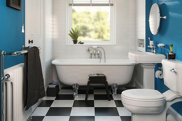 Jak łatwo utrzymać porządek w łazience