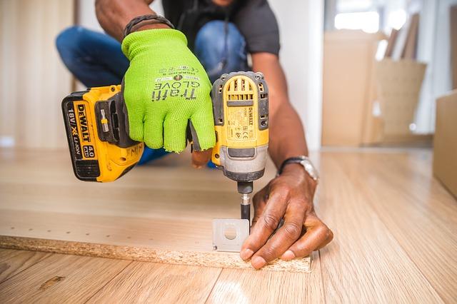 domowe prace remontowe