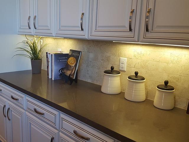 meble kuchenne, malowanie