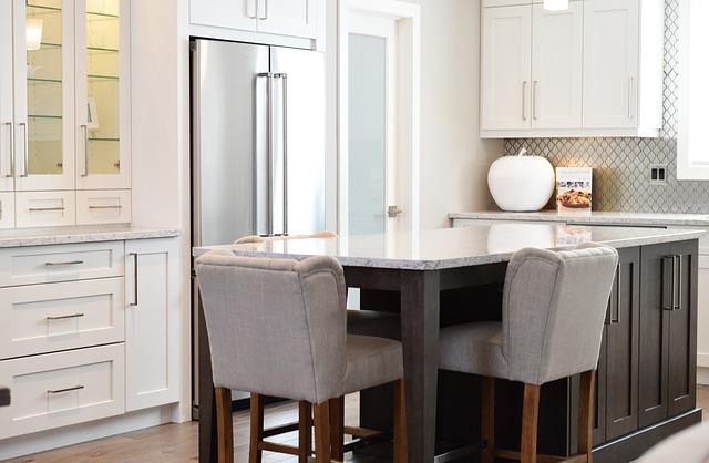 Projektowanie wnętrz - bo kuchnia to serce domu