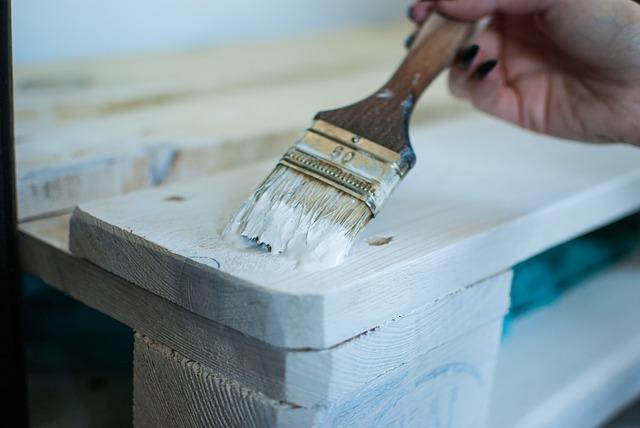 malowanie palety