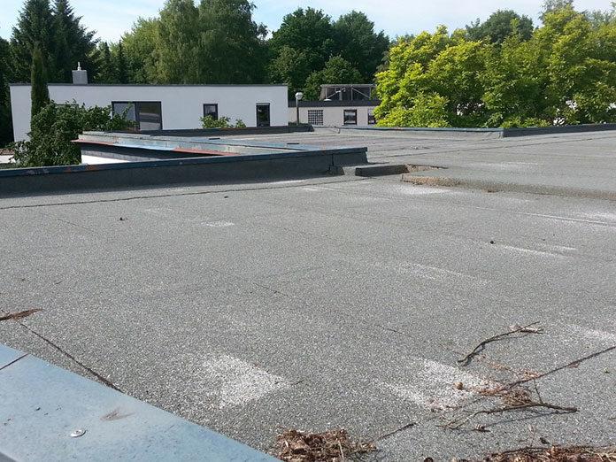 Hydroizolacja dachu - materiały i funkcje