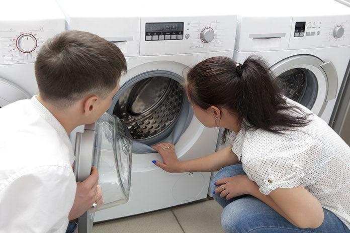 Najlepsza pralka do mieszkania w bloku