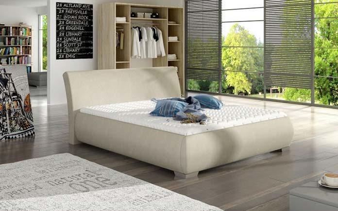 Szukasz wygodnego i wysokiej jakości łóżka? Postaw na model tapicerowany!
