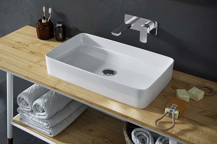 Produkty na czasie. Nowoczesny design dla Twojej łazienki!