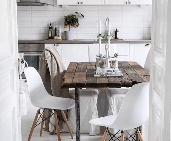 Krzesła stołowe wyznacznikiem klasy wnętrza