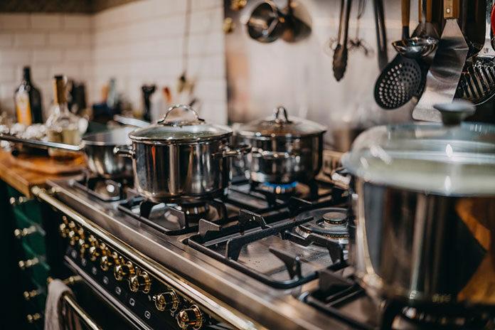 Jak wybrać kuchnię gazową