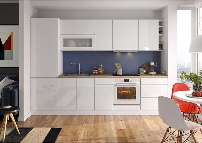 Funkcjonalna i stylowa aranżacja kuchni