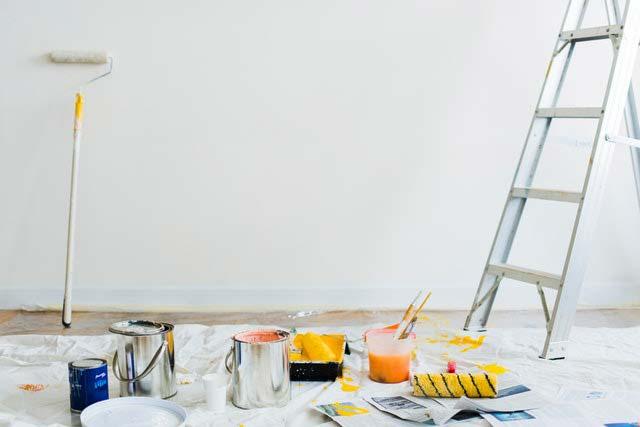 Remont mieszkania bez dużego nakładu finansowego