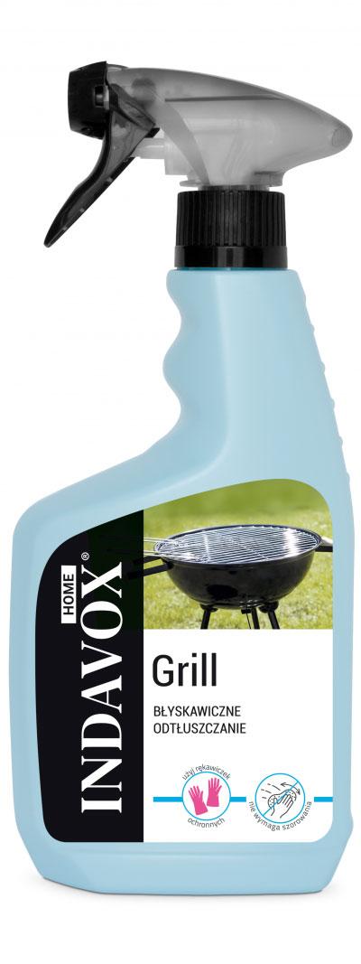 środek do czyszczenia grilla